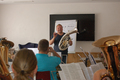Tenorhorn-Workshop mit Alexander Wurz