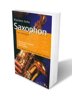 Pocket-Info Saxophon
