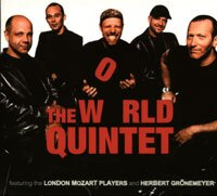 The World Quintet featuring the London Mozart Players and Herbert Grönemeyer