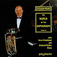 The World Of The Euphonium Vol. 1