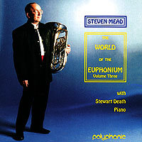 The World Of The Euphonium Vol. 3