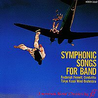Symphonic Songs for Band