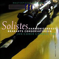 Masterpieces for Band 11 ? Solistes