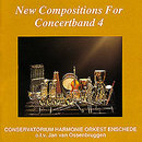 New Compositions for Concertband 4