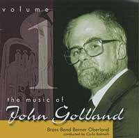The Music of John Golland Vol. 1