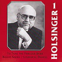 Symphonic Wind Music of David Holsinger 1