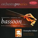 Orchestral Excerpts for Bassoon Vol. 2