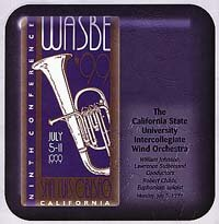 California State University Intercollegiate Wind Orchestra