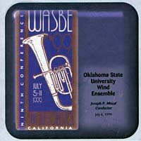 Oklahoma State University Wind Ensemble