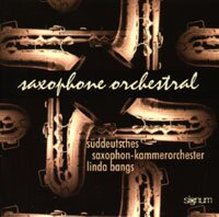 saxophone orchestral