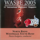 Wasbe 2005 12th International Conference Singapore