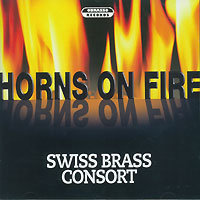 Horns on fire
