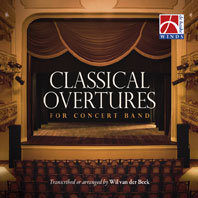 Classical Overtures for Concert Band