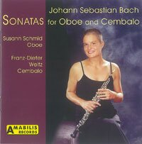 Sonatas for Oboe and Cembalo
