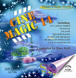 Cinemagic 14 - Disneys Magic World 3