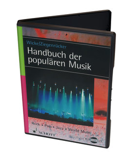Handbuch der populären Musik - Rock - Pop - Jazz - World Music