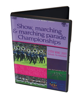 Show, marching & Marching parade Championships - Highlights WMC 2005