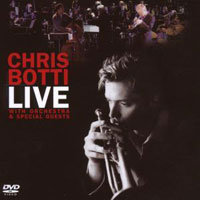 Chris Botti live DVD + CD