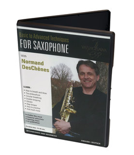 Basic to Advanced Techniques for Saxophone