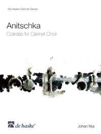 Anitschka - Czárdás for Clarinet Choir