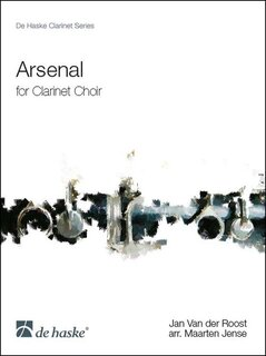 Arsenal - for Clarinet Choir