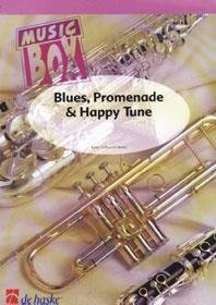 Blues, Promenade & Happy Tune - Variables Bläserquintett