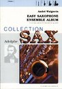 Easy Saxofone Ensemble Album Vol. 1 - Four easy pieces...