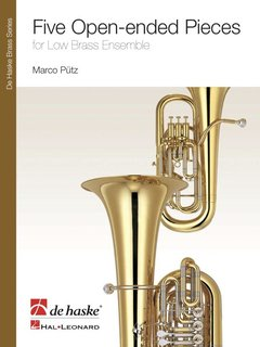 Five Open-ended Pieces - for Low Brass Ensemble