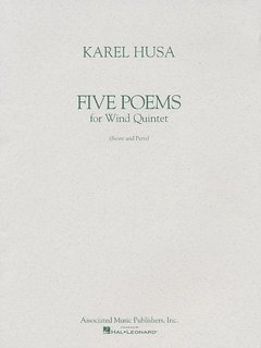 Five Poems - for Wind Quintet
