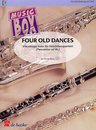 Four Old Dances - Viersätzige Suite für...
