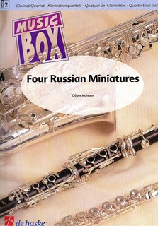 Four Russian Miniatures