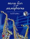 More Fun for Saxofones - 6 play-along-Saxofone trios (AAT)