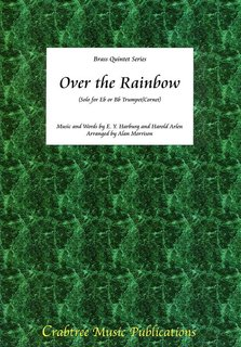 Over the Rainbow - (Brass Quintet)