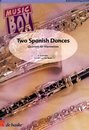 Two Spanish Dances - Quartett für Saxofone