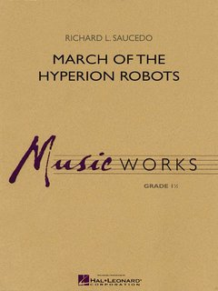 March of the Hyperion Robots