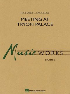 Meeting at Tryon Palace