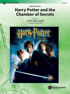Selections from Harry Potter and the Chamber of Secrets