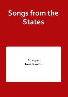Songs from the States