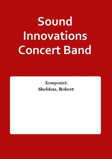 Sound Innovations Concert Band
