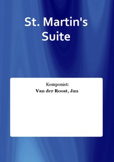 St. Martins Suite