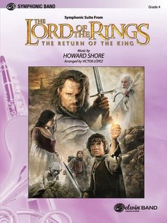 Symphonic Suite from The Lord of the Rings: The Return of t...