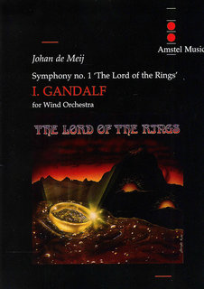 The Lord of the Rings (I)- Gandalf
