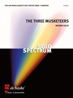 The Three Musketeers, Op. 8