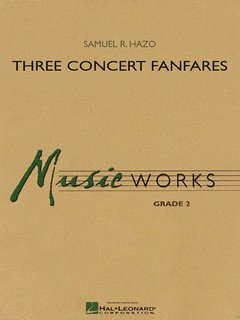 Three Concert Fanfares