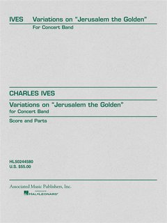Variations on Jerusalem the Golden