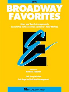 Broadway Favorites - Oboe - Oboe