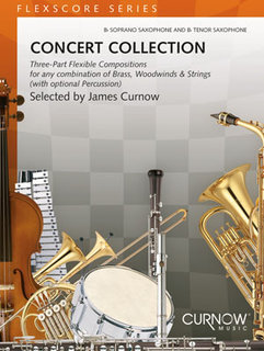 Concert Collection - Alt- -  Baritonsaxophon - Horn - Tuba in Es (TC) - Alt-/Baritonsaxofon/Horn/Tuba in Es
