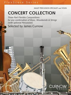 Concert Collection - Mallet Percussion - Violin - Mallet Percussion/Violin