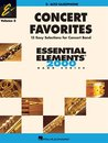 Concert Favorites Vol. 2 - Altsaxophon - Altsaxofon