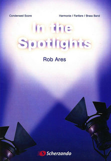 In the Spotlights (3) - Bb Clarinet - Cornet 1 - Bb Clarinet/Cornet 1